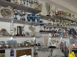Coppe e Premiazioni Sportive