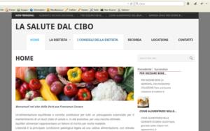 www.lasalutedalcibo.it